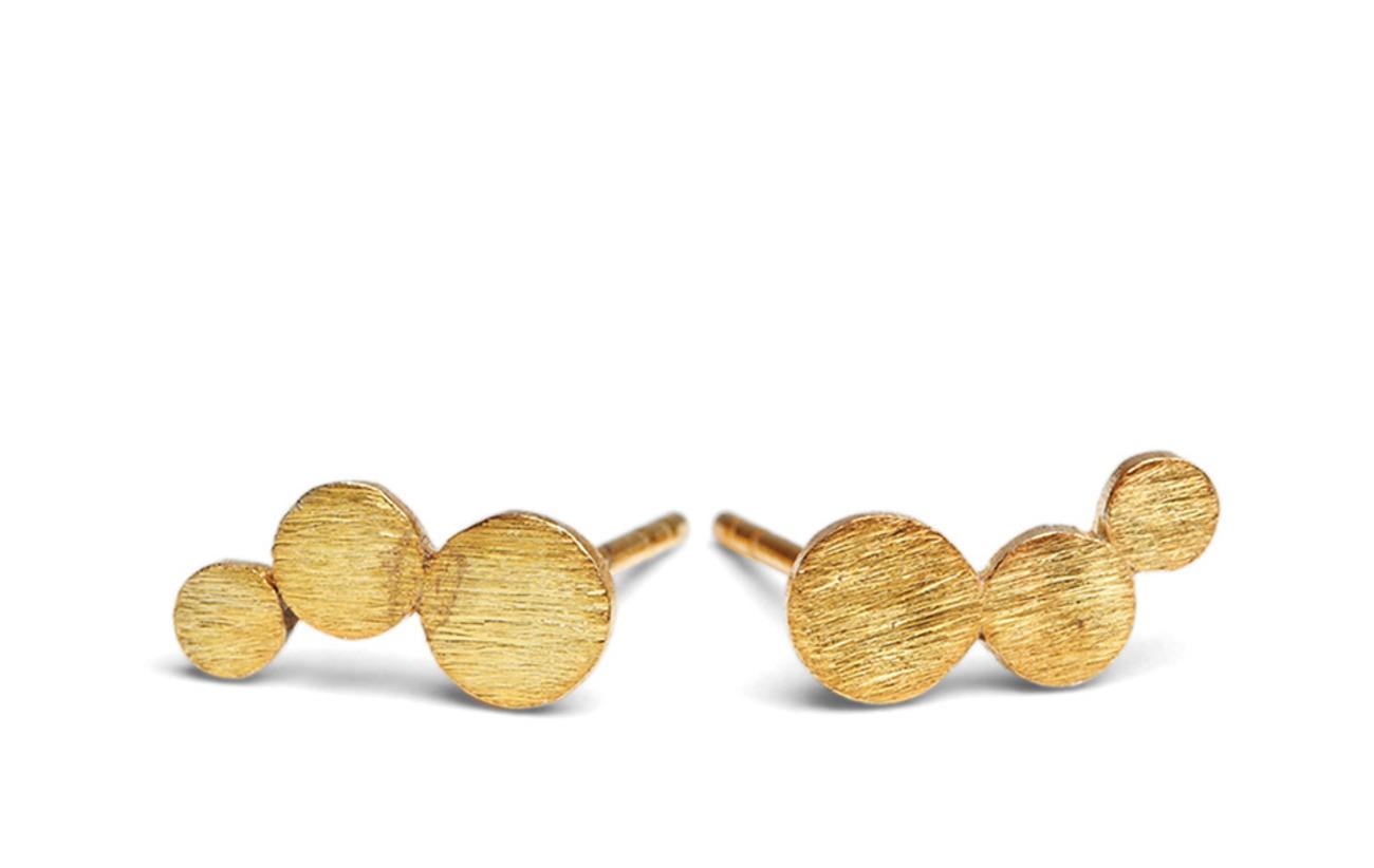 Pernille Corydon Small Multi Coin Stick - GOLD PLATED