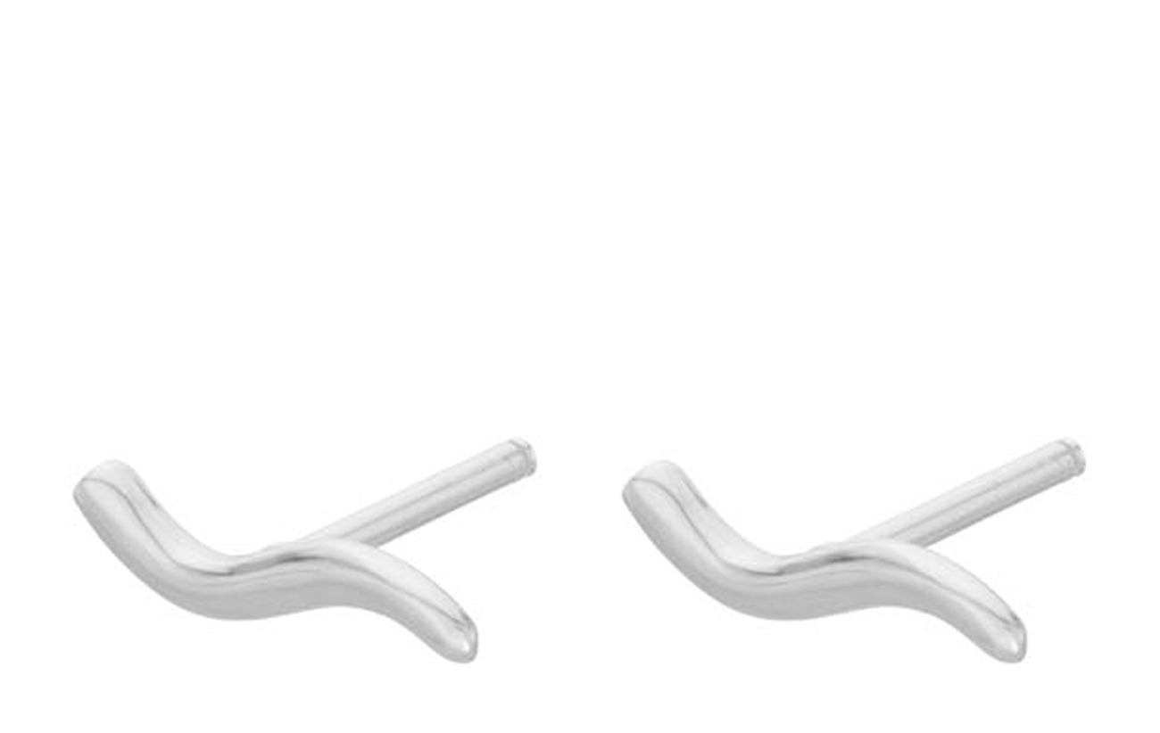 Pernille Corydon Tidal Earsticks - SILVER