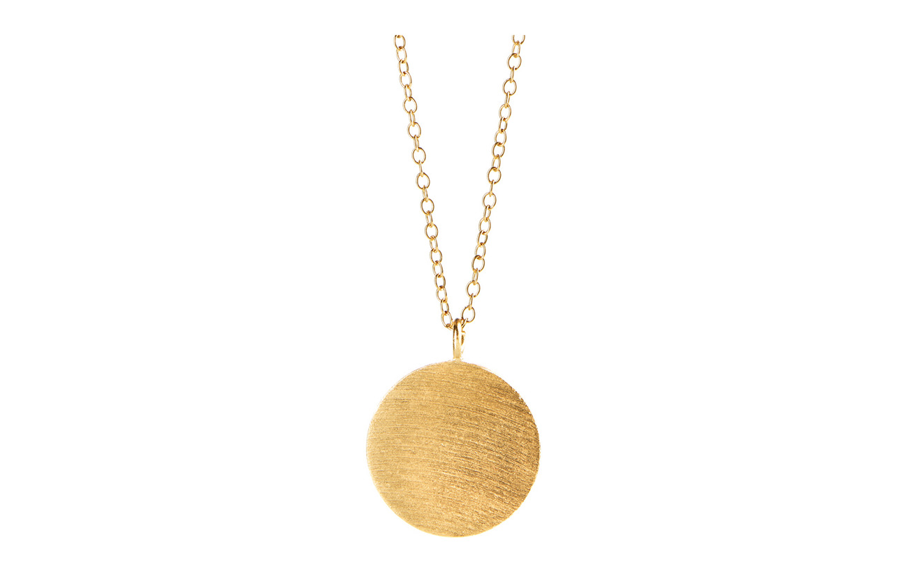 Pernille Corydon Coin Necklace - GOLD PLATED