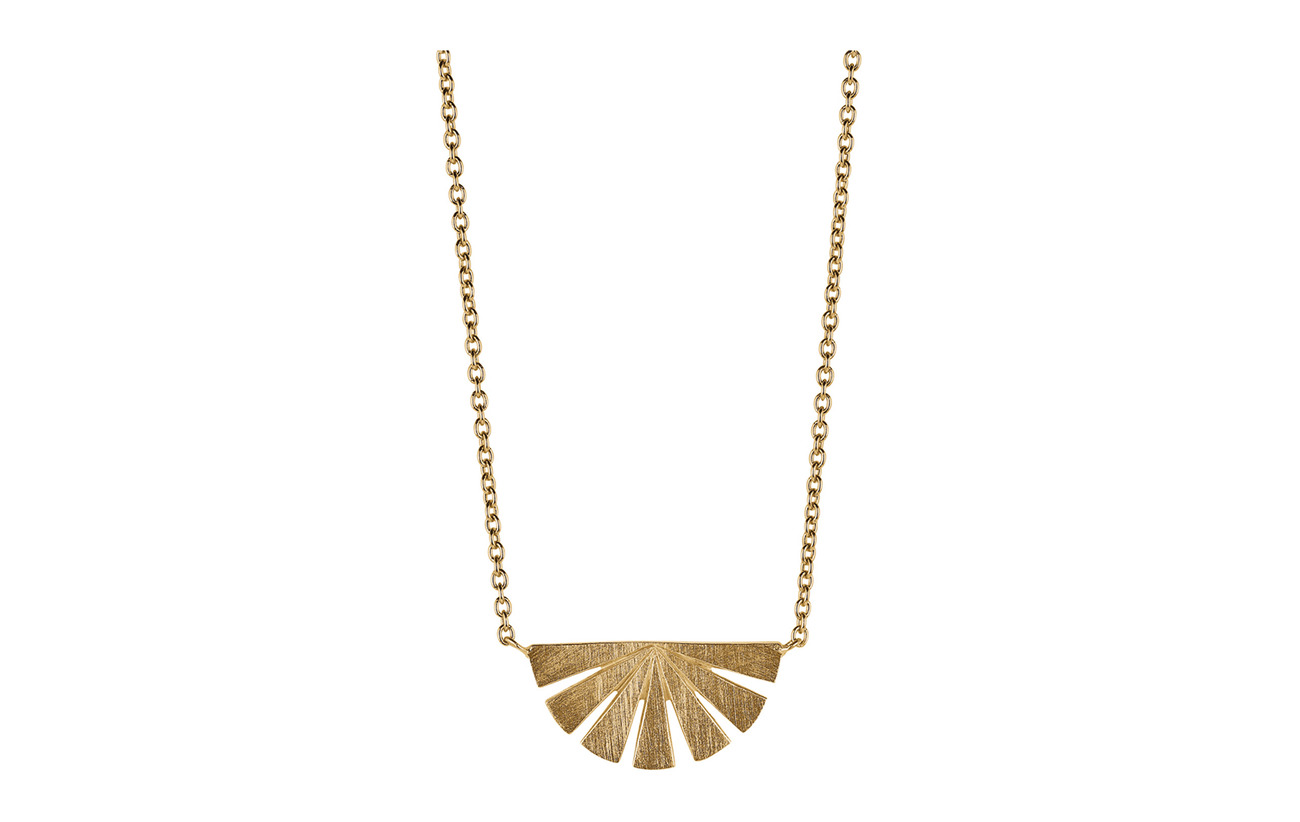 Pernille Corydon Dawn Necklace Lenght 40-48 cm - GOLD PLATED