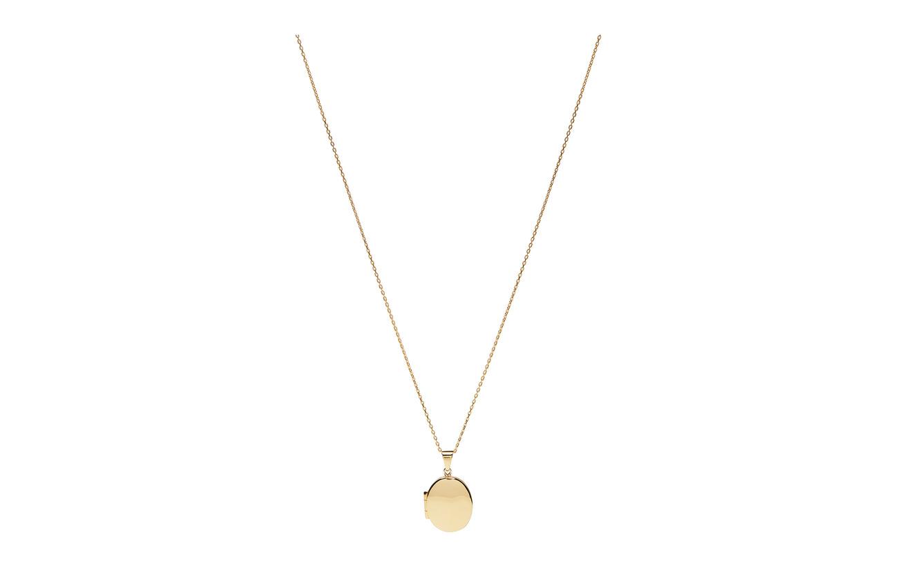 Pernille Corydon Close Necklace 45- 55 cm Adj. - GOLD PLATED