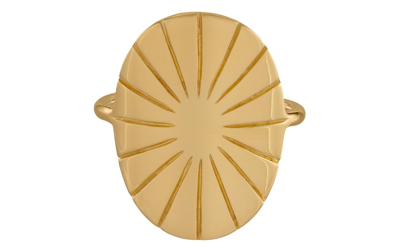 Pernille Corydon Copenhagen Ring - GOLD PLATED