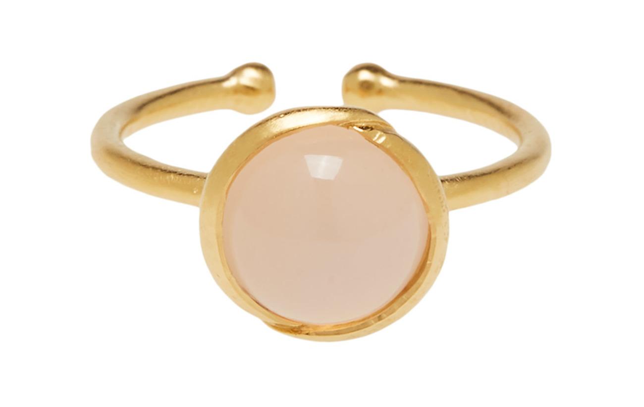Pernille Corydon Aura Rose Ring  Adj. - GOLD PLATED