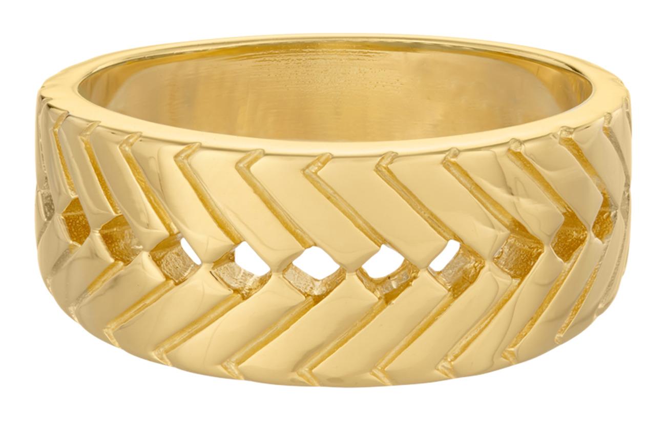 Pernille Corydon Genéve Ring - GOLD PLATED