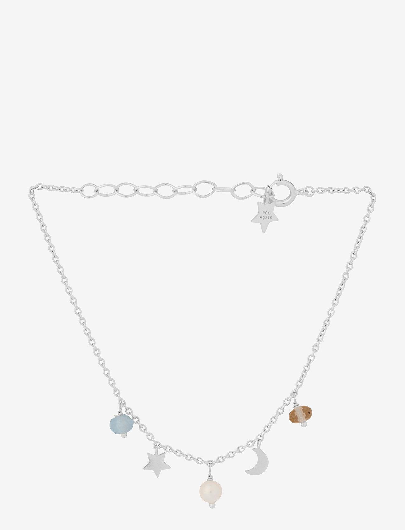 Pernille Corydon - Dream Bracelet Adj. 15-18 cm - dainty - silver - 0