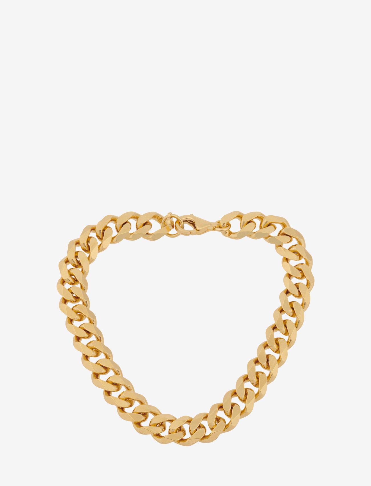 Pernille Corydon - Rock Bracelet - dainty - gold plated - 0