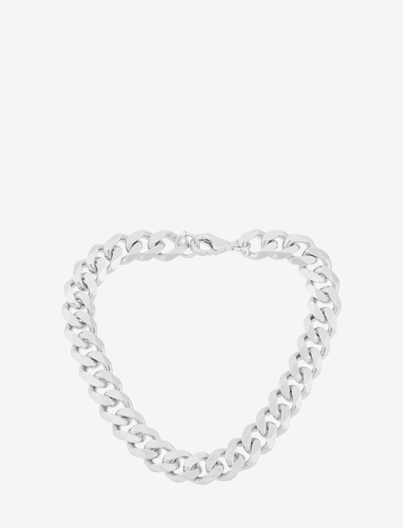 Pernille Corydon - Rock Bracelet - dainty - silver - 0