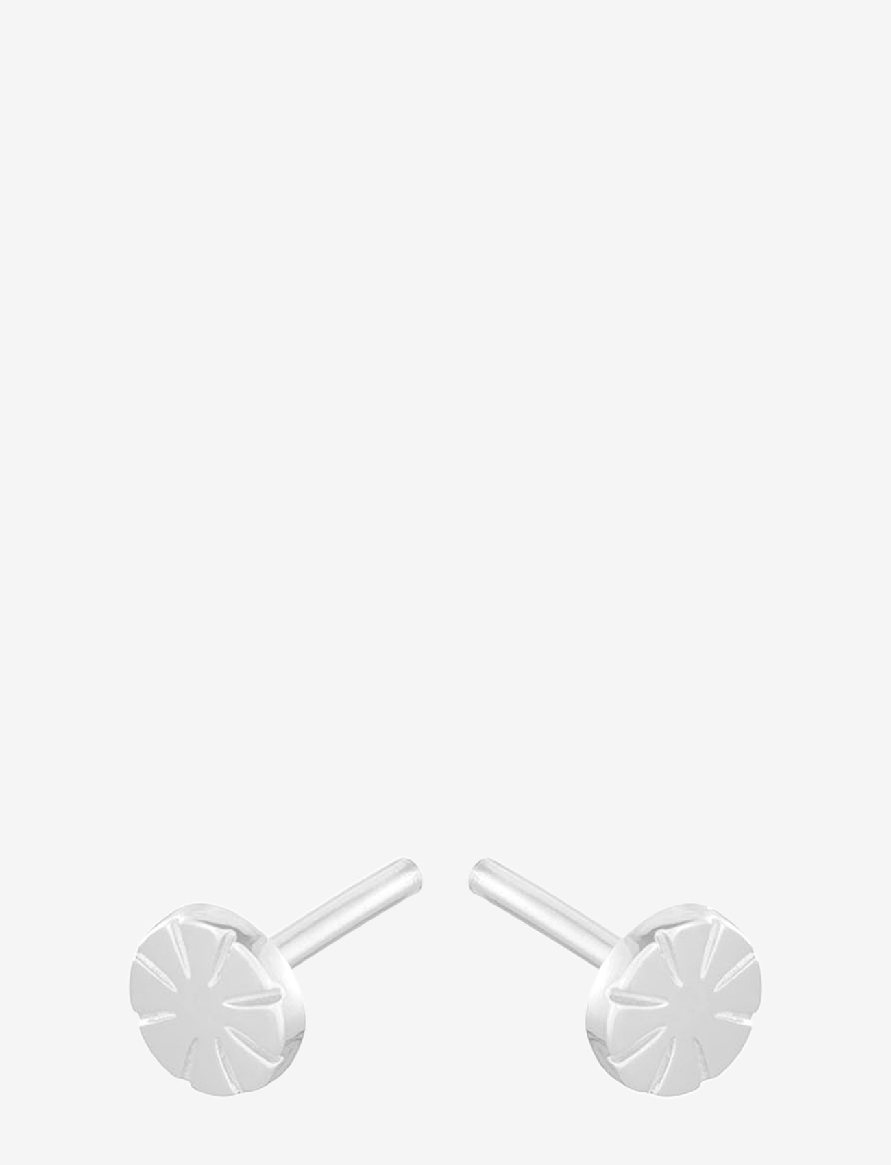 Pernille Corydon - Copenhagens Earstick 4 mm - studs - silver - 0