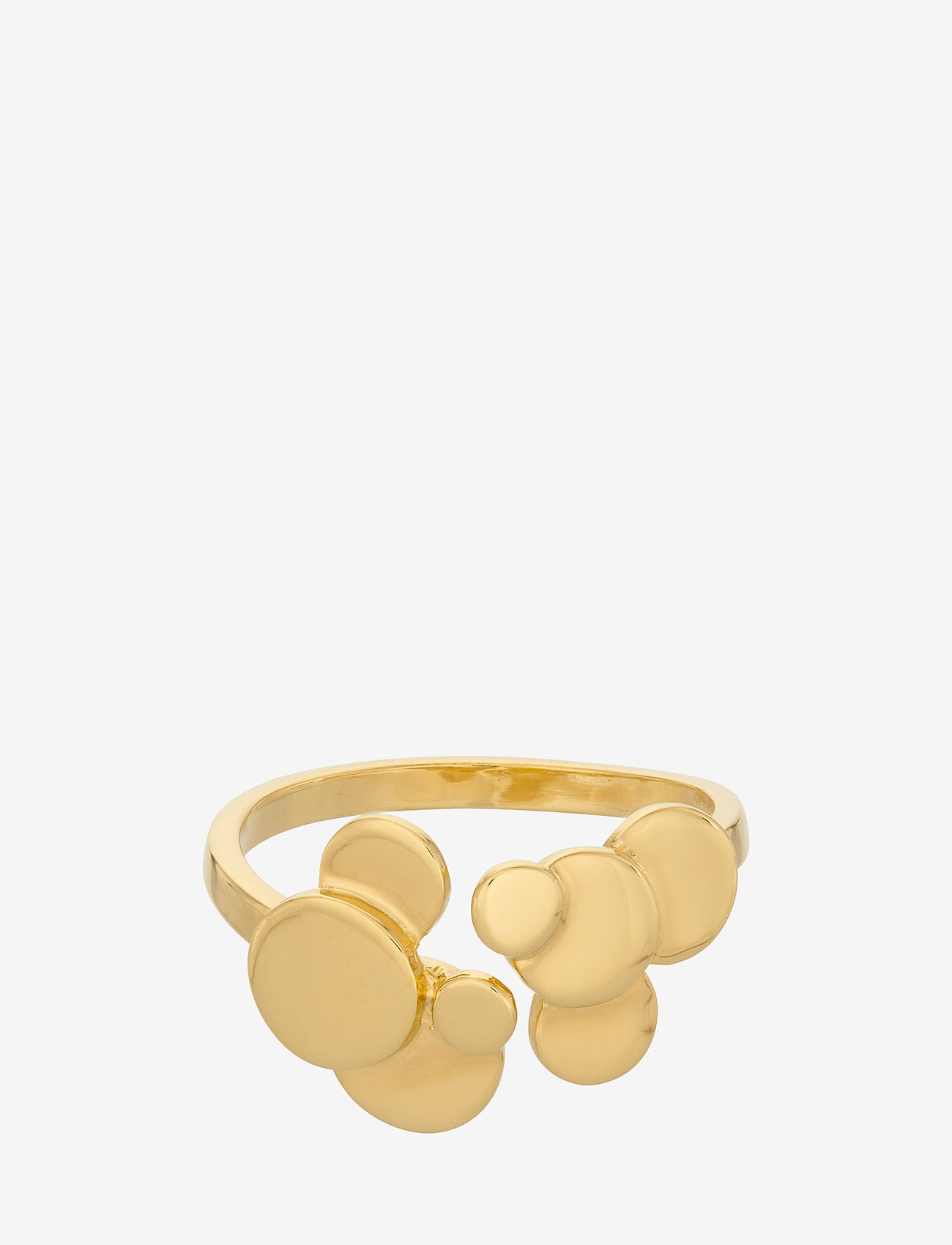 Pernille Corydon - Sheen Ring Adj. - ringe - gold plated - 0