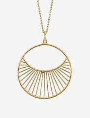 Pernille Corydon - Daylight Necklace  80 cm - halskæder - gold plated - 0