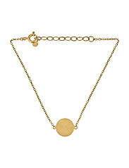 Small Coin Bracelet - GOLD PLATED