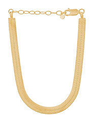 Edith Bracelet  Adj. 15-18 cm - GOLD PLATED