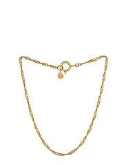 Singapore Bracelet - GOLD PLATED