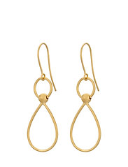 Gala Earhooks - GOLD PLATED