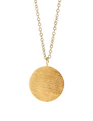 Coin Necklace - GOLD PLATED