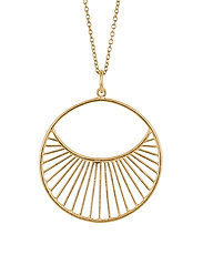 Daylight Necklace  80 cm - GOLD PLATED
