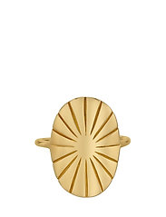 Era Ring Adjustable - GOLD PLATED