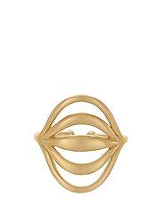 Tidal Ring Adj. - GOLD PLATED