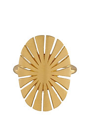 Flare Ring - GOLD PLATED