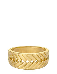 Genéve Ring - GOLD PLATED