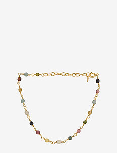 Shade Bracelet 15-18 cm Adj. - dainty - gold plated
