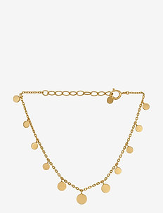 Sheen Bracelet Adj. 15-18 cm - GOLD PLATED