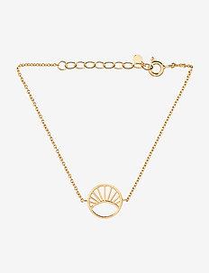 Daylight Bracelet Small Adj. - GOLD PLATED