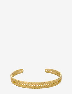 Genéve Bracelet - bangles - gold plated