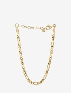 Ellen Bracelet  Adj. 15-18 cm - GOLD PLATED
