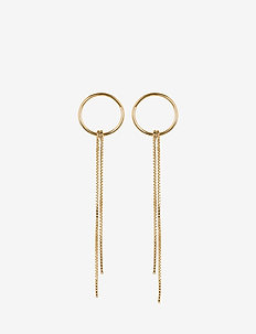 Tango Earsticks  size 14 mm - GOLD PLATED