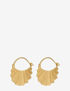 Brooklyn Earrings - 25mm - GOLD PLATED