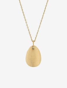 Sky Necklace Adj. 55-60 cm - GOLD PLATED