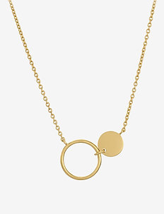Eon Necklace Adj.  40-48 cm - GOLD PLATED