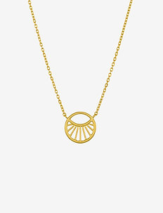 Small Daylight Necklace - GOLD PLATED