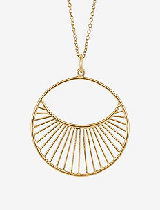 Daylight Necklace Short  40-48 cm - GOLD PLATED
