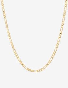 Ellen Necklace Adj. 50-60 cm - GOLD PLATED