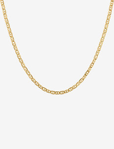 Therese Necklace - dainty necklaces - gold plated