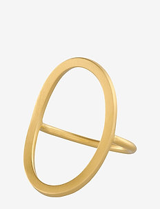 Berlin Ring - GOLD PLATED