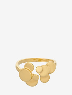 Sheen Ring Adj. - GOLD PLATED