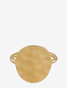 Dublin Ring Adj. - GOLD PLATED