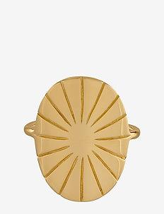 Copenhagen Ring - GOLD PLATED