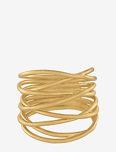 Paris Ring - gold plated