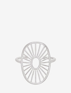 Daylight Ring Adjustable - SILVER