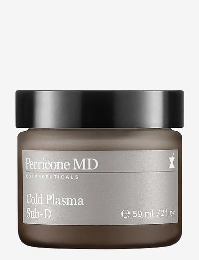 Cold Plasma Sub D/Neck - serum - clear