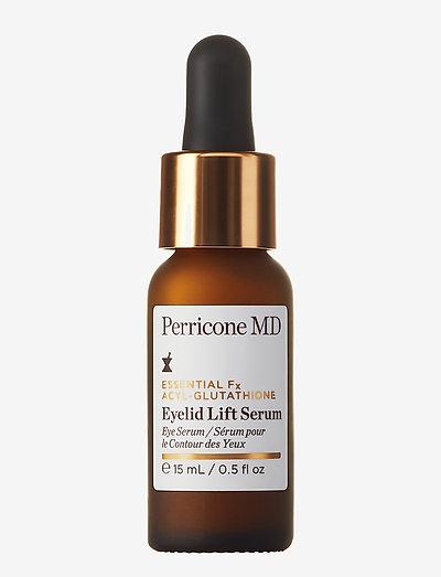 Essential Fx Acyl-Glutathione: Eyelid Lift Serum - Øyekrem - clear