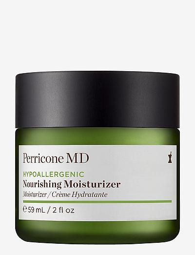 Hypoallergenic Nourishing Moisturizer - dagkräm - clear