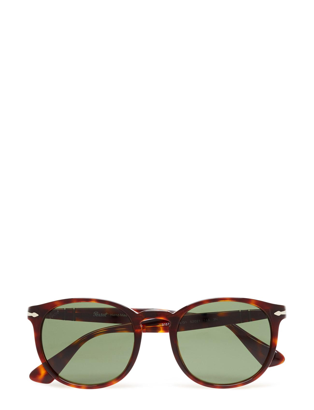 d0215bac4fee Persol wayfarer solbriller – D-Frame til herre i HAVANA - Pashion.dk