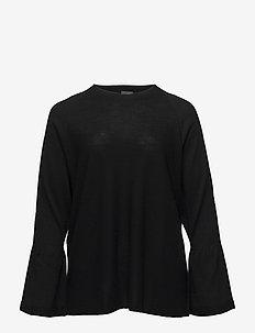 ALIANS - neulepuserot - black