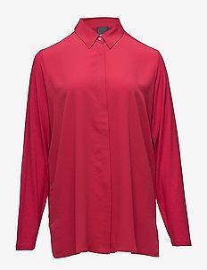ZAMA - langermede skjorter - coral