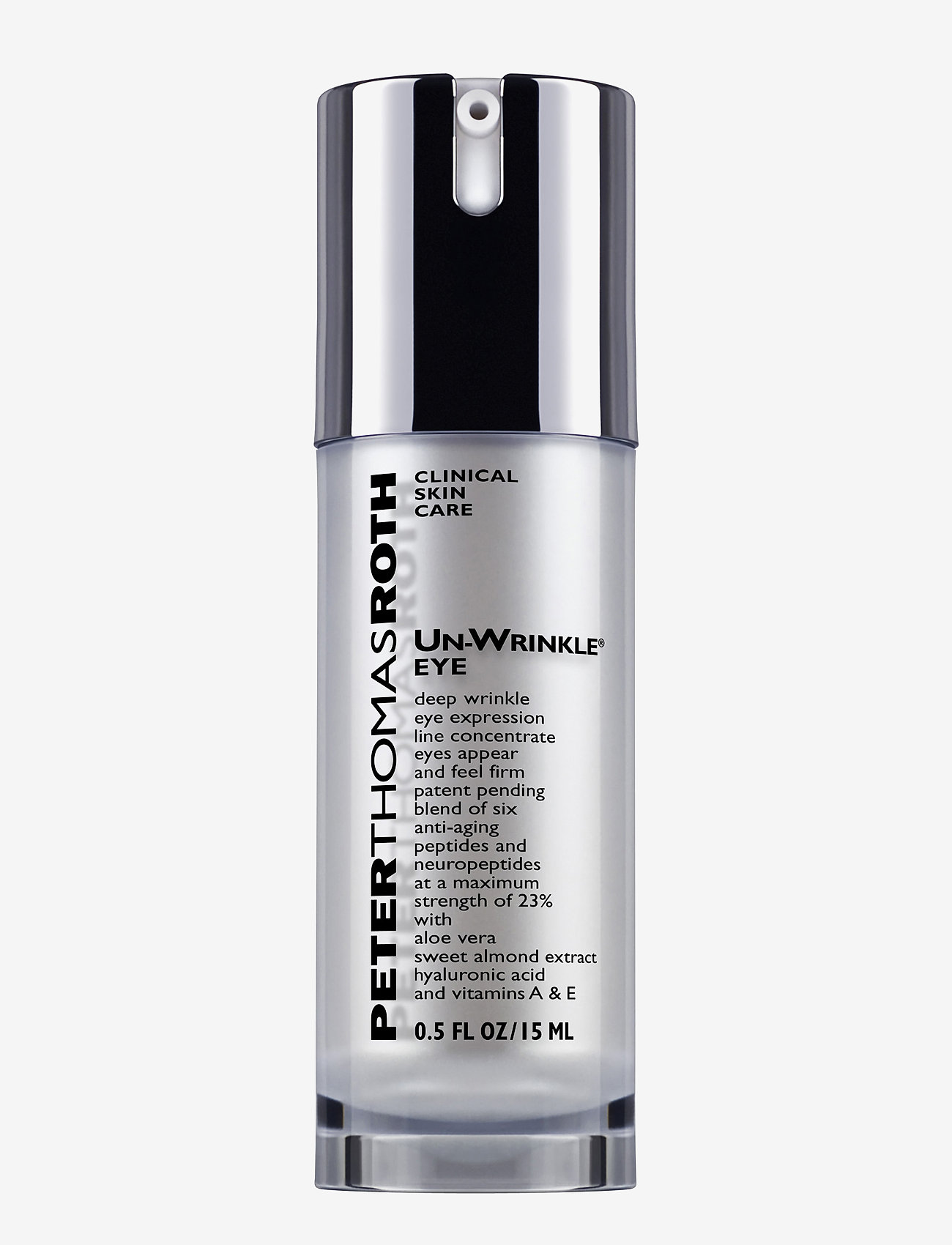 Peter Thomas Roth - Un-Wrinkle Eye Concentrate - Øyekrem - no color - 0